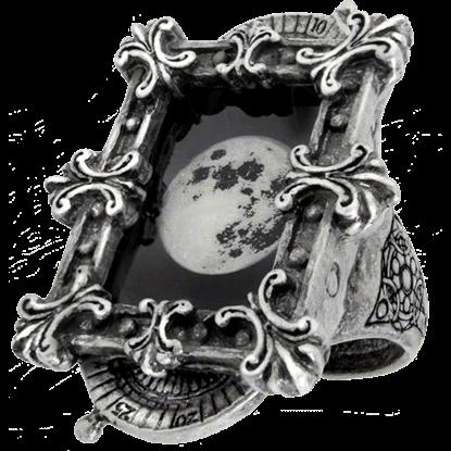 Moon Phase Optimiser Ring