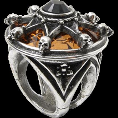 Star of Ishtar Ring