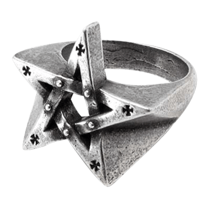 Pentagration Ring