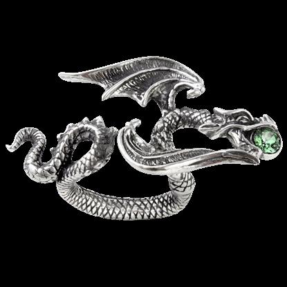 Starchaser Dragon Ring