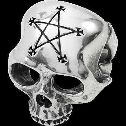 Necrogram Ring