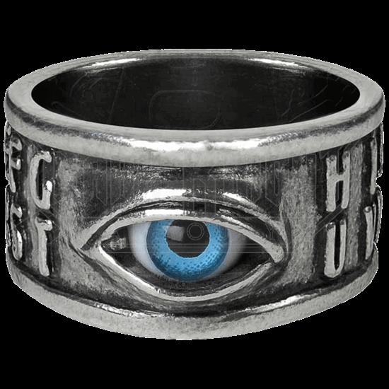 Ouija Eye Ring