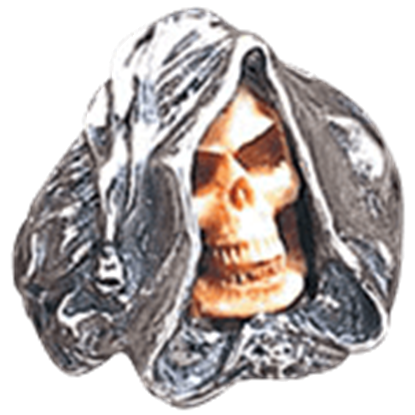 The Grim Hood Ring