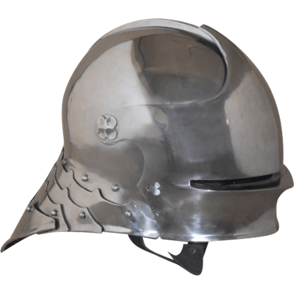 Steel German Sallet