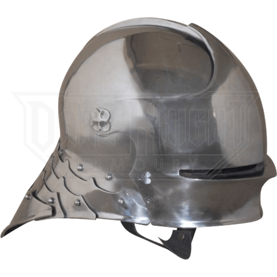 1500s Classic Medieval Tudor Close Replica Helmet Collectible by Windlass