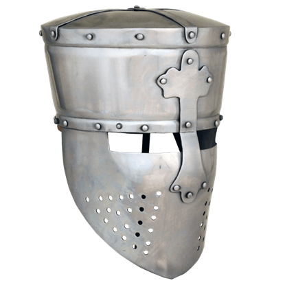 Templar Mask Great Helm