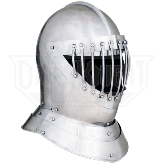 English Knights Combat Close Helm