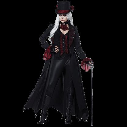 Dressed to Kill Womens Vampire Costume