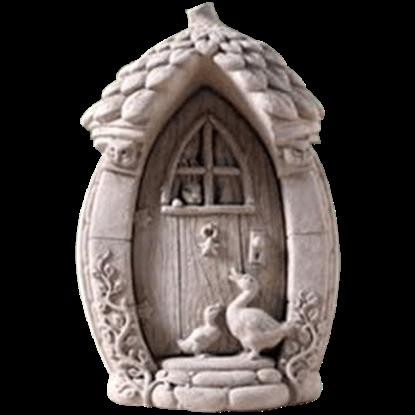 Mother Goose Fairy Door