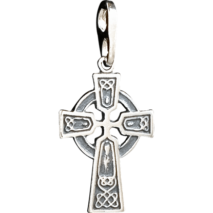 Celtic Knot High Cross Pendant