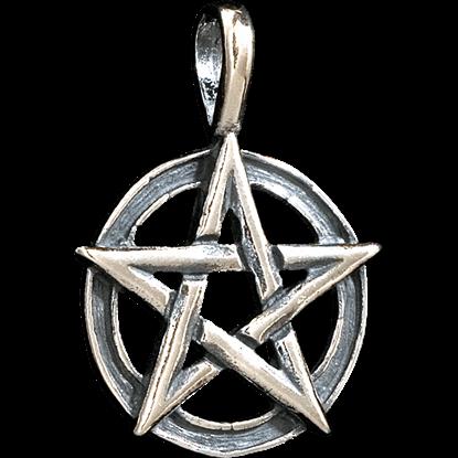 Classic Pentacle Pendant