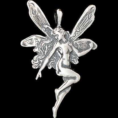 Dancing Fairy Pendant