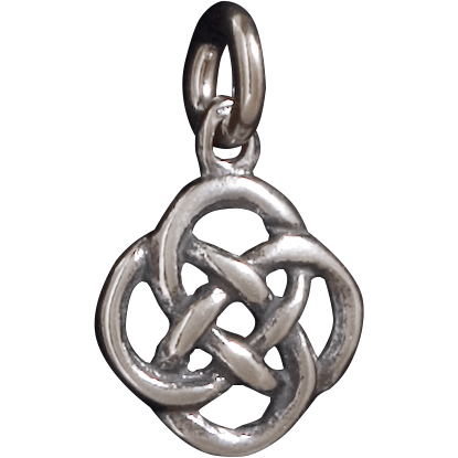 Celtic Circle Knot Pendant