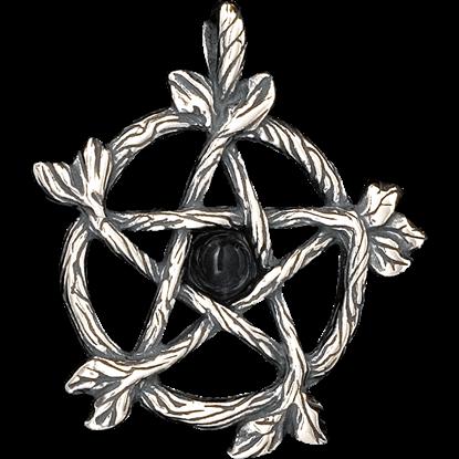 Woodland Pentacle Pendant