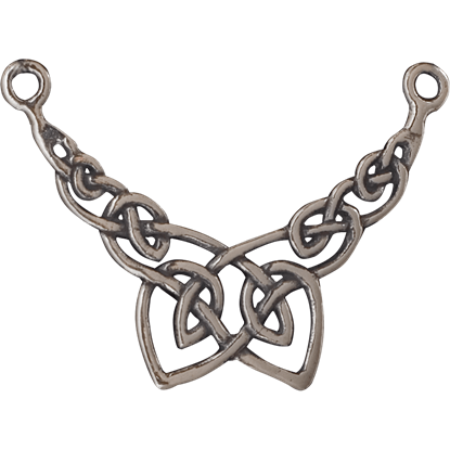 Celtic Knotwork Centerpiece Pendant