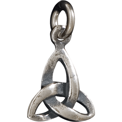 Celtic 3D Trinity Pendant