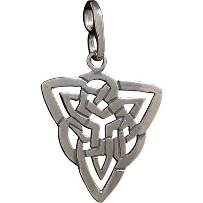 Celtic Arrow Knot Pendant