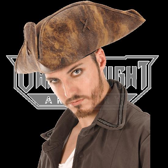 Captain Jack Sparrow Costume Hat