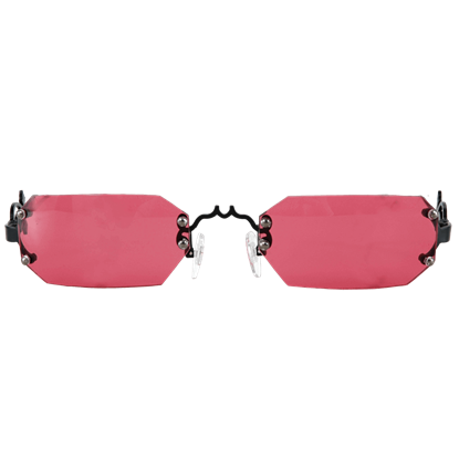 Rose Ankh Vampire Glasses