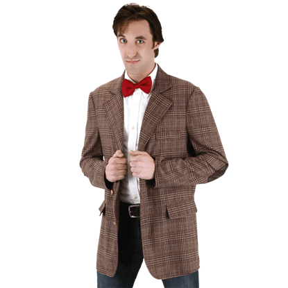 Doctor Who Eleventh Doctor Mens Jacket