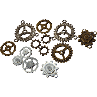 Bag Of Assorted Gears