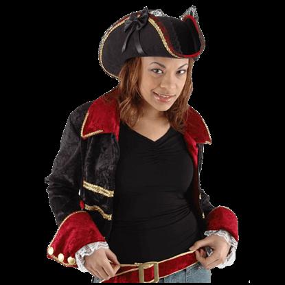 Lady's Buccaneer Hat