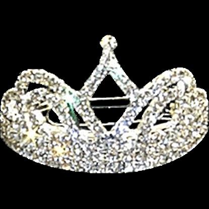 Supreme Crown Ponytail Holder