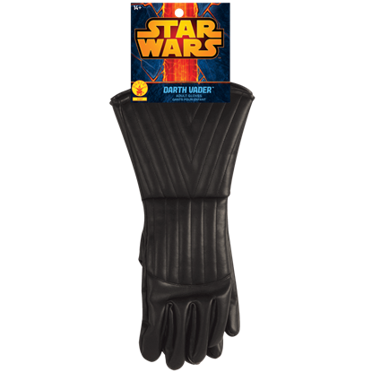 Adult Darth Vader Gloves