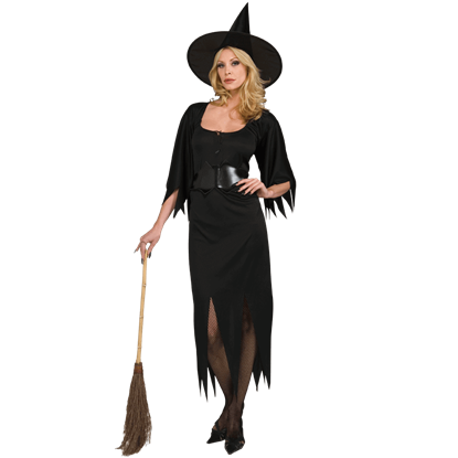 Womens Griselda Witch Costume