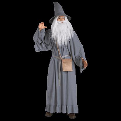LOTR Adult Gandalf the Grey Costume