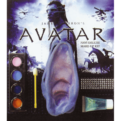 Na'vi Deluxe Make-Up Kit from Avatar