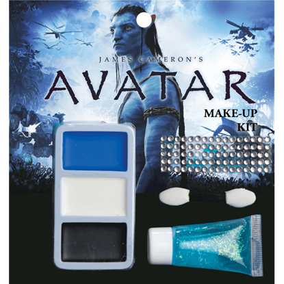 Na'vi Make-Up Kit from Avatar