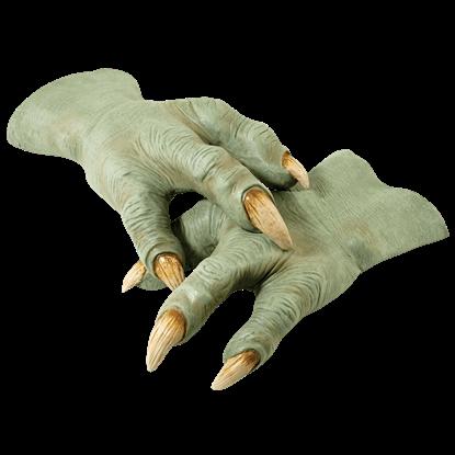 Yoda Latex Hands