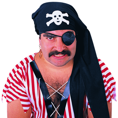 Deluxe Pirate Costume Pack