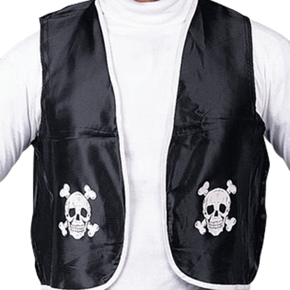 Costume Pirate Vest