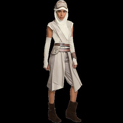 Adult Rey Eye Mask With Hood