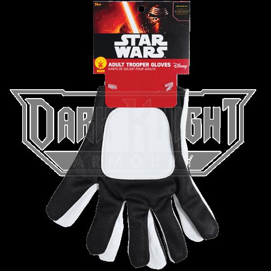 Adult Stormtrooper Gloves