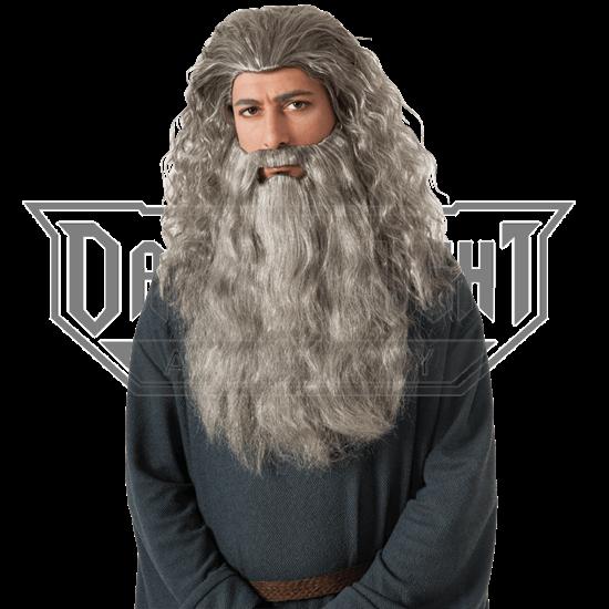 Adult Gandalf Wig and Beard
