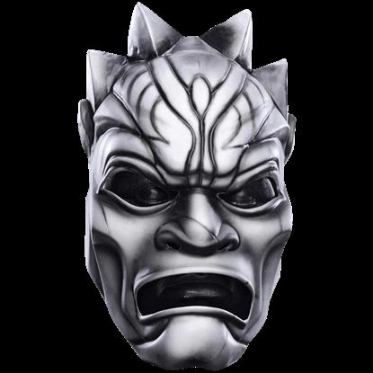 300 Rise of an Empire Persian Immortals Vinyl Mask