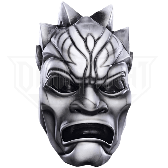 300 Rise of an Empire Persian Immortals Vinyl Mask