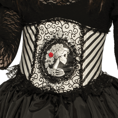 Gothic Skeletal Cincher