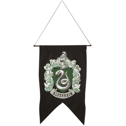 Slytherin Printed Wall Banner