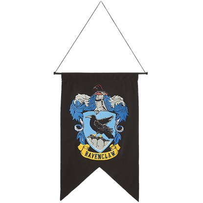 Ravenclaw Printed Wall Banner