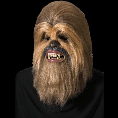 Adult Chewbacca Latex Mask