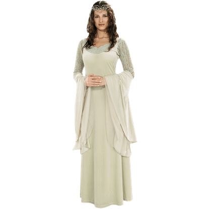Adult LOTR Deluxe Queen Arwen Costume