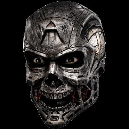 Armageddon Android Skull Mask