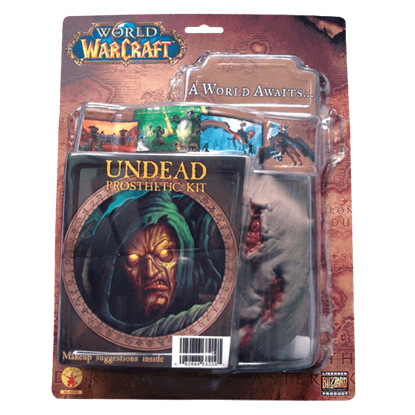 Undead Prosthetic Kit from World of Warcraft