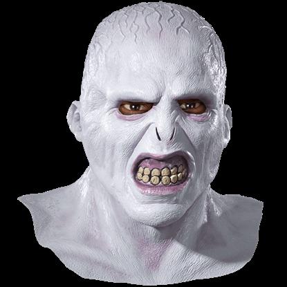 Adult Voldemort Deluxe Latex Mask