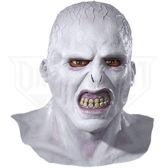 Adult Voldemort Deluxe Latex Mask