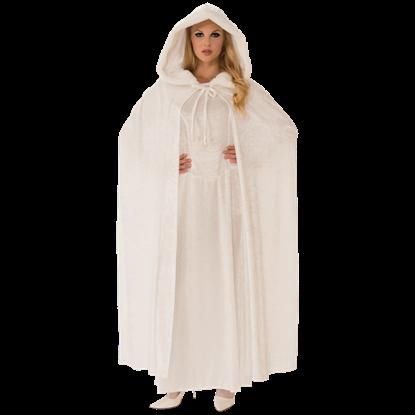 Winter Snow Cloak